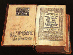 Luther's Bible 1522
