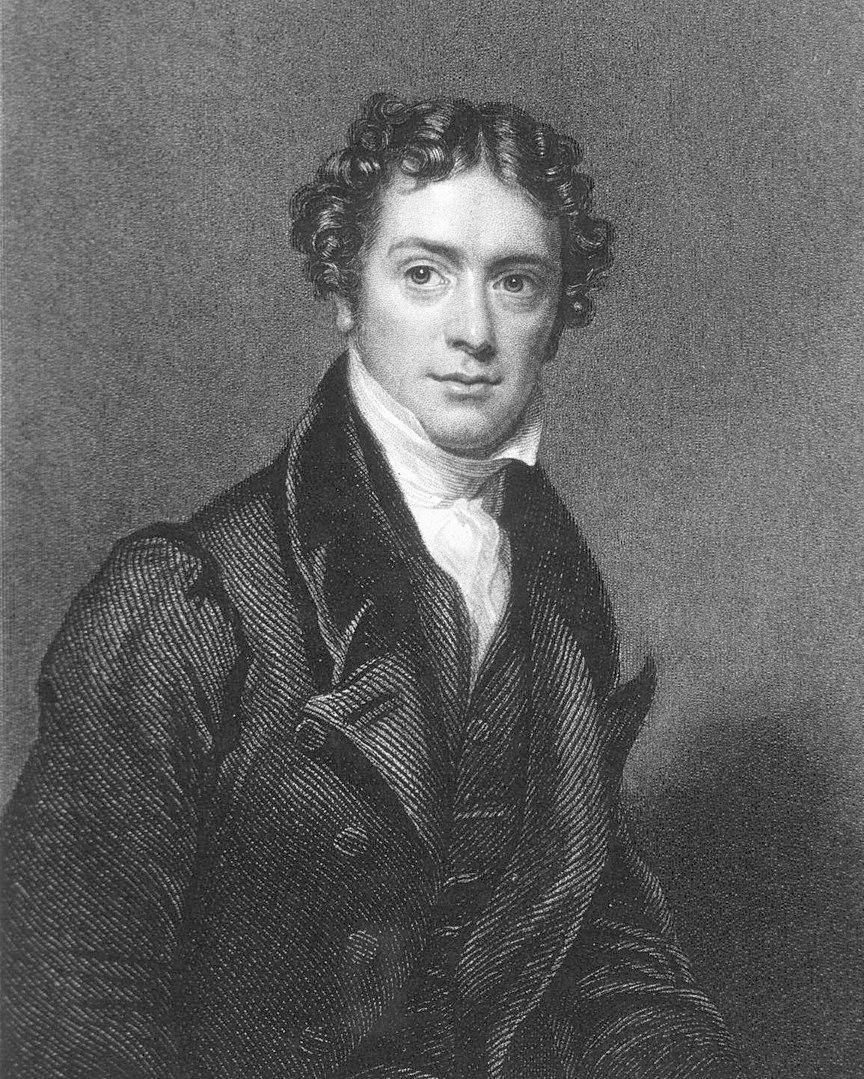 Portrait of Faraday