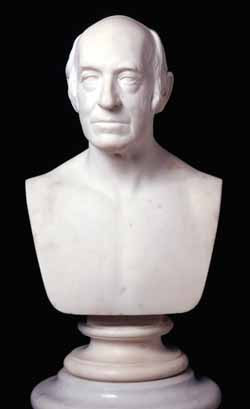 Bust of William Lloyd Garrison