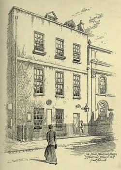 Isaac Newton's House