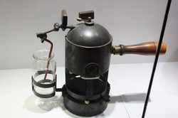 Carbolic steam spray apparatus