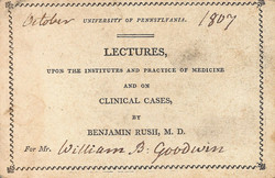 Admission Ticket to Lecture