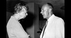 Nolde and Eleanor Roosevelt