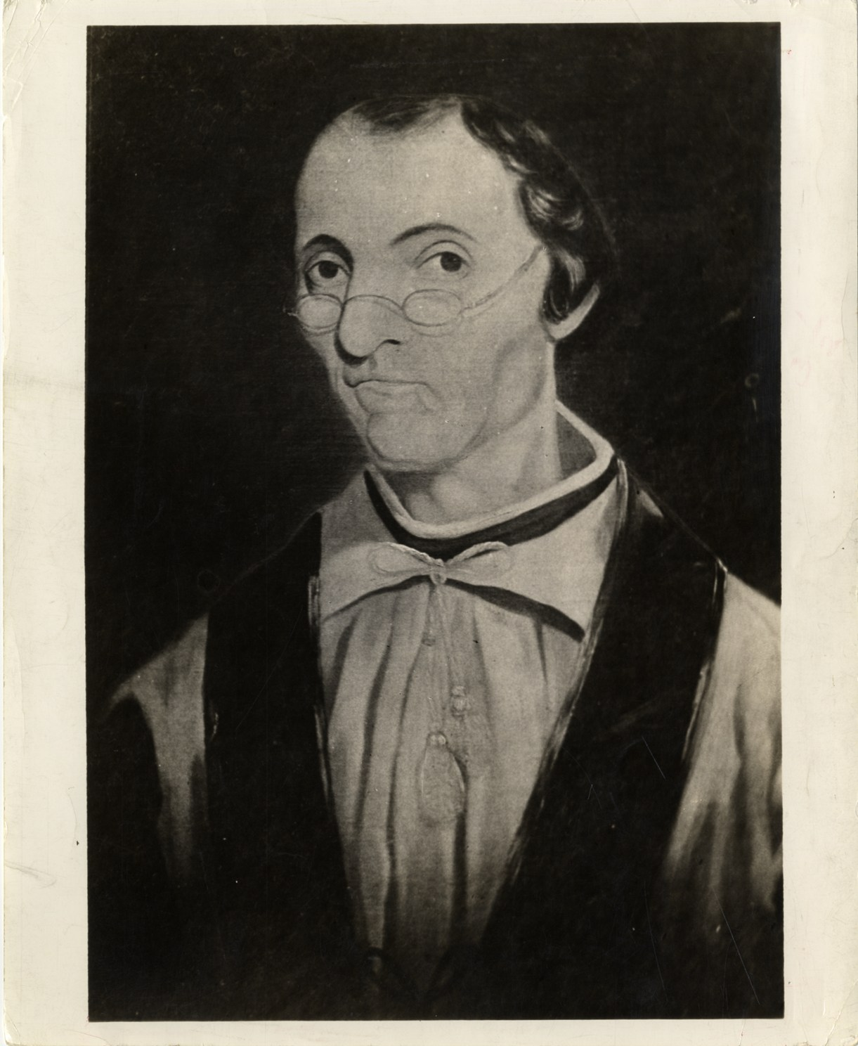 Portrait of Gabriel Richard