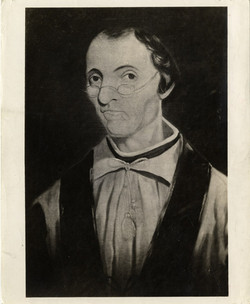 Portrait of Gabriel Richard