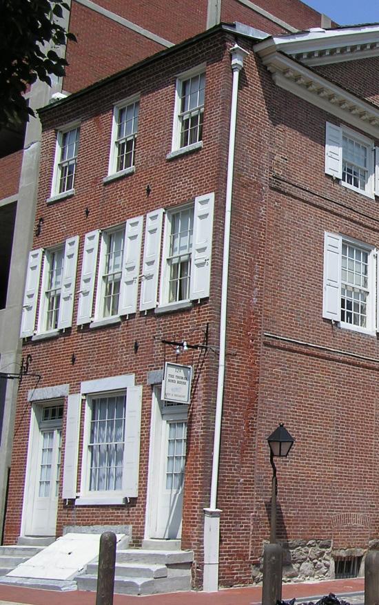 Thomas Bond House