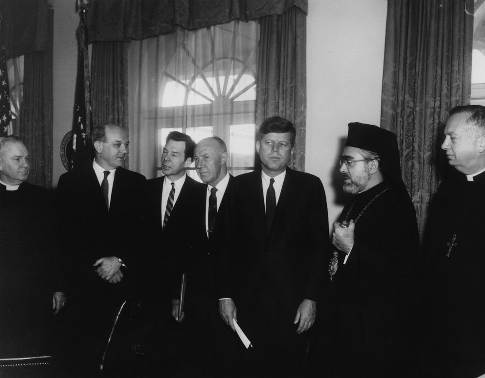 Nolde and JFK