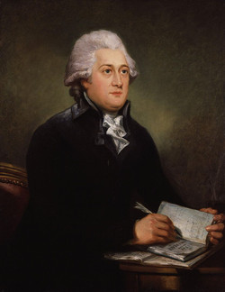 Painting of Thomas Clarkson