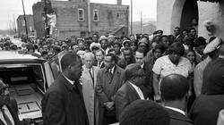 Funeral of MLK Jr.
