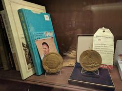 Items of Norman Borlaug