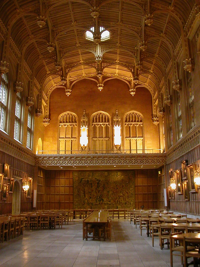 Kings College Dining Hall