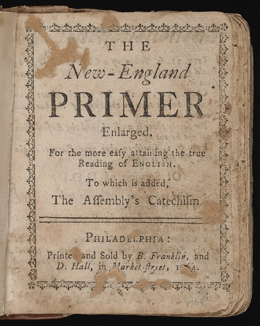 Front Page of the Primer