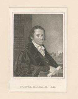 Dr. Samual Bard, M.D, L.L.D