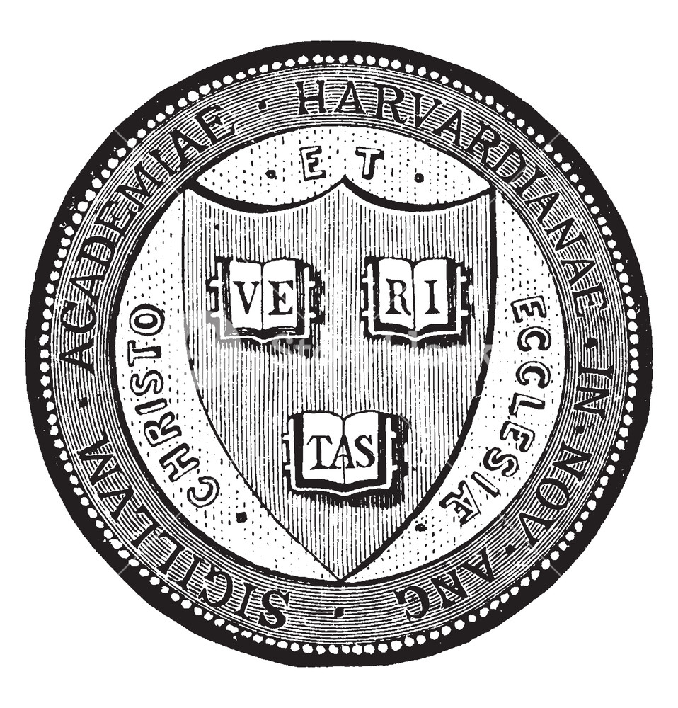 Original Crest of Harvard