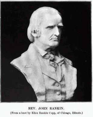 Bust of John Rankin