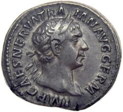 Denarius of Trajan