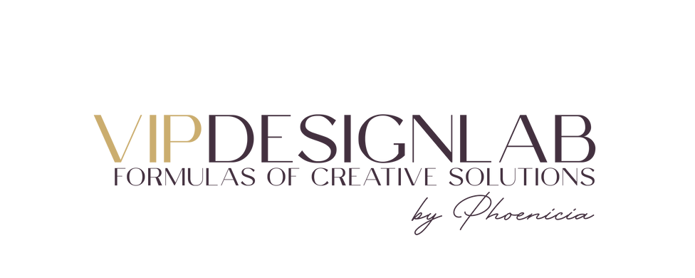 VIP Design Lab Brand, Web and Funnel Designer