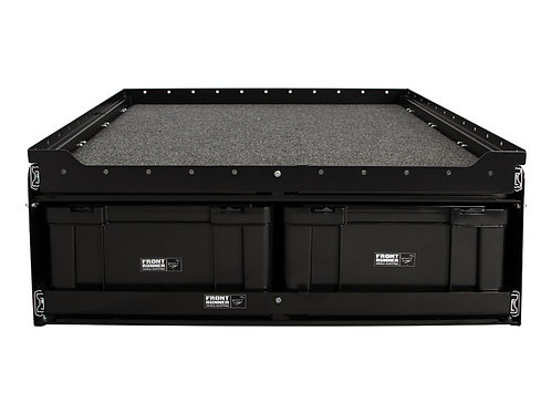 6 CUB BOX DRAWER W/ CARGO SLIDING TOP - BY FRONT RUNNER - SSAM012