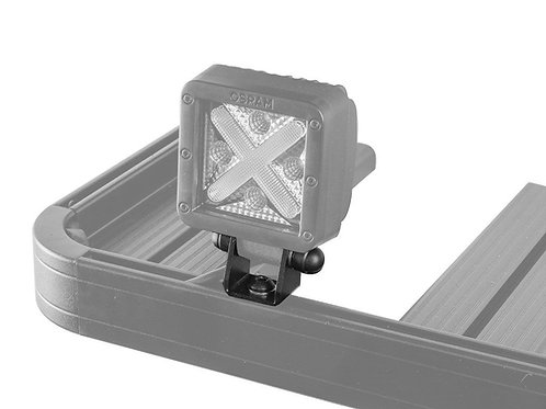 LED OSRAM LIGHT CUBE MX85-WD/MX85-SP MOUNTING BRACKET - BY FRONT RUNNER-RRAC161