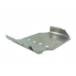 ALUMINIUM FUEL TANK GUARD FOR RRC/DISCO 1 WITH PLASTIC TANK- BA 31980AL