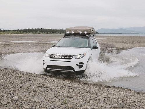 Land Rover Discovery Sport Slimline II Roof Rack Kit - KRLD030T