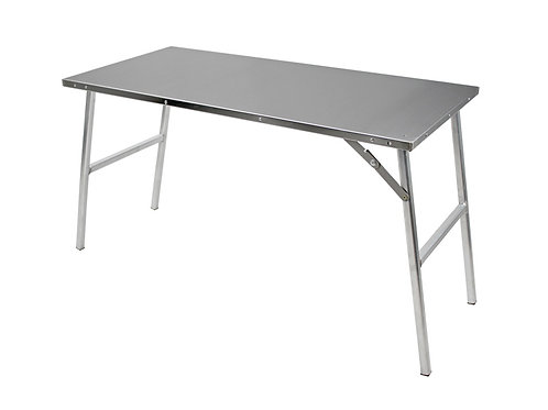 STAINLESS STEEL PREP TABLE - TBRA001
