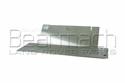 ALUMINIUM FUEL TANK GUARD FOR DEFENDER 90 TD5/PUMA - BA 3192AL