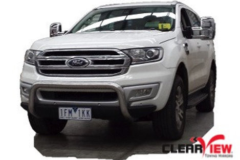 Clearview Towing Mirror Ford Everest Electric Only