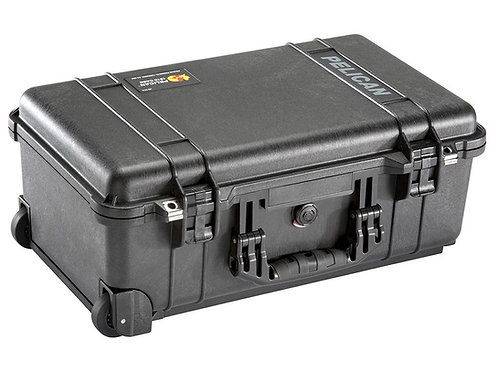 PELI 1510 PROTECTOR CARRY-ON CASE / BLACK - SBOX034