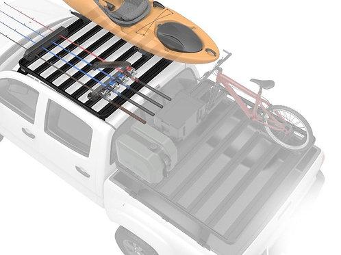 Isuzu P190 DC Slimline II Roof Rack Kit - by Frontrunner KRID007T