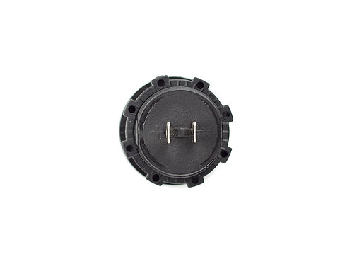 12V AUXILIARY POWER OUTLET PANEL INSERT - ECOM119