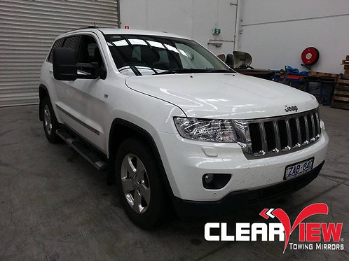 Clearview Towing Mirror Jeep Grand Cherokee Electric/Heated only