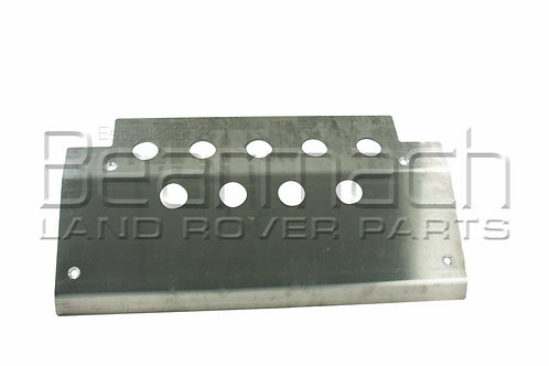 Defender Sump Guard with Winch Mounting - BA 083C
