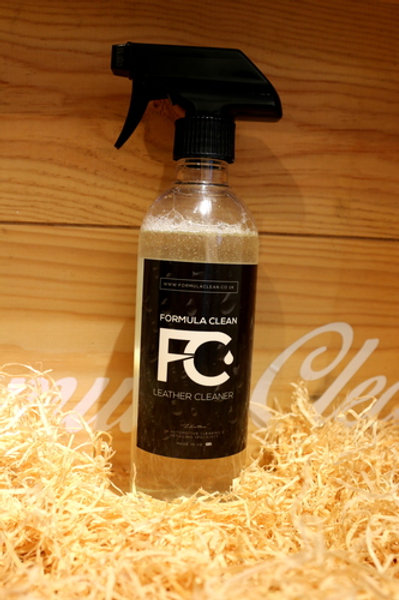 LEATHER CLEANER 500ML FORMULA CLEAN