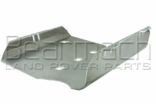 ALUMINUIM FUEL TANK GUARD DEFENDER 110 - BA 3192AL