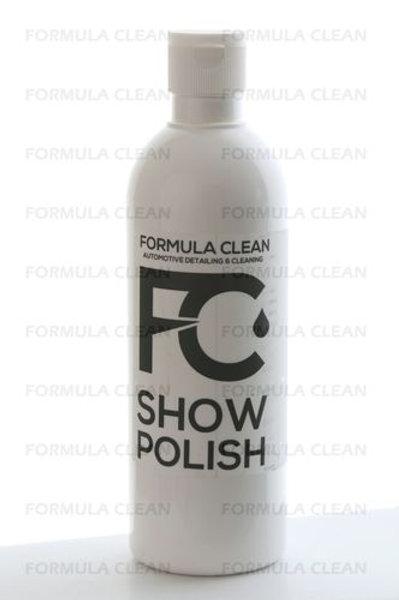 SHOW POLISH 500ML FORMULA CLEAN
