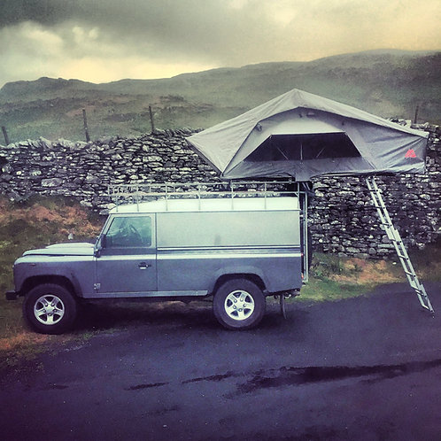 TUFF-TREK ® TT-02 PRO MK2 -1.4m Soft Top Tent