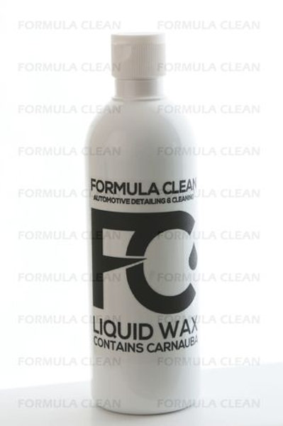 LIQUID WAX FORMULA CLEAN