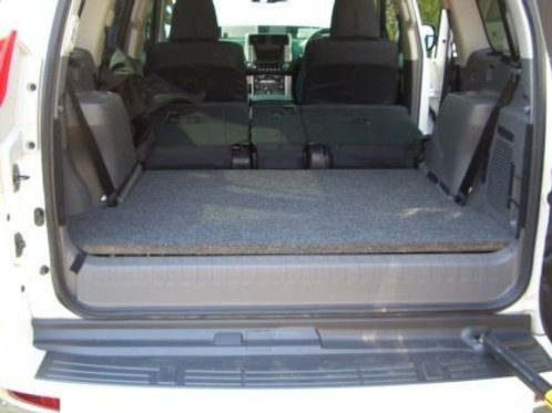 TOYOTA PRADO 150 TRUNK BASE BOX AND DECK - BY FRONT RUNNER - SSTP001