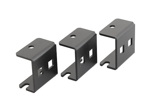 SLIMLINE II UNIVERSAL ACCESSORY SIDE MOUNTING BRACKETS -  RRAC031