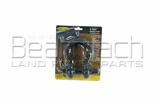 D RING QUICK RELEASE (SHACKLE) 6.5 TONNE