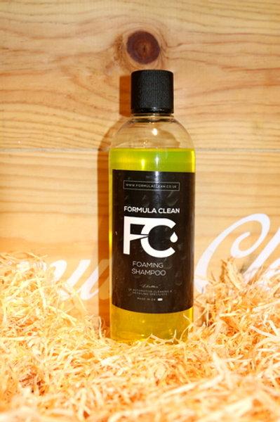 FOAMING SHAMPOO 500ML - FORMULA CLEAN