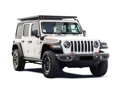Jeep Wrangler JL 4 Door (2017-Current) Extreme Roof Rack Kit - KRJW022T