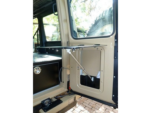 MERCEDES BENZ GELANDEWAGEN 5-DOOR DOUBLE DOOR INTERIOR TABLE - VACC020