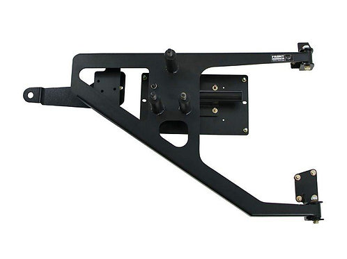 LAND ROVER DEFENDER (1983-2016) PICKUP/DC SPARE WHEEL CARRIER / WITH  - RBLD004