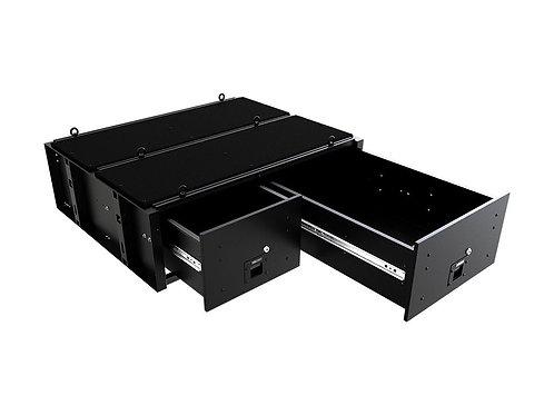SUV ASYMMETRIC DRAWERS / MEDIUM - BY FRONT RUNNER - SSDR003