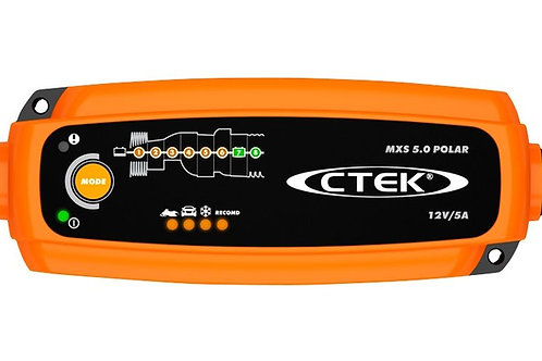 MXS 5.0 BATTERY CHARGER - BY CTEK - ECOM182