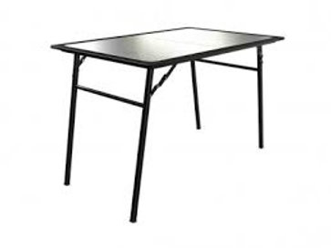 PRO STAINLESS STEEL CAMP TABLE - TBRA015