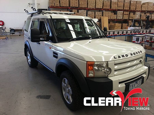 Clearview Towing Mirror Land Rover Discovery 3 Electric only