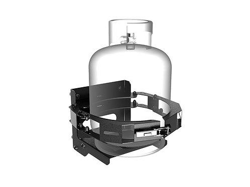 GAS/PROPANE BOTTLE HOLDER / SIDE MOUNT - BY FRONT RUNNER -GBHO0014